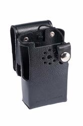 LCC-351S Leather case with swivel mount